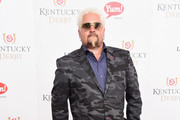Guy Fieri - The Most Over-the-Top Looks from the Kentucky Derby Red Carpet