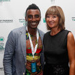 Michele Sicard and Marcus Samuelsson