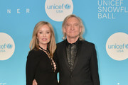 Majorie Walsh and Joe Walsh attend the 14th Annual UNICEF Snowflake Ball 2018 on November 27, 2018 in New York City.