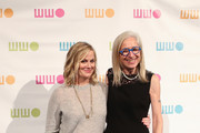 Amy Poehler (L) and Worldwide Orphans Foundation CEO and President Dr. Jane Aronson attend the 14th Annual Worldwide Orphans Gala  at Cipriani Wall Street on November 05, 2018 in New York City.