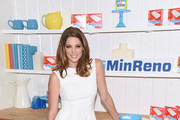 Ashley Greene Attends Ideas With Mr. Clean