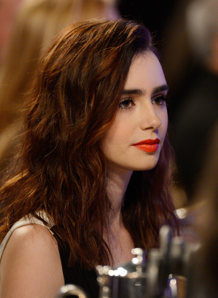 Lily Collins - Lily Collins Photos - 15th Annual Costume ...