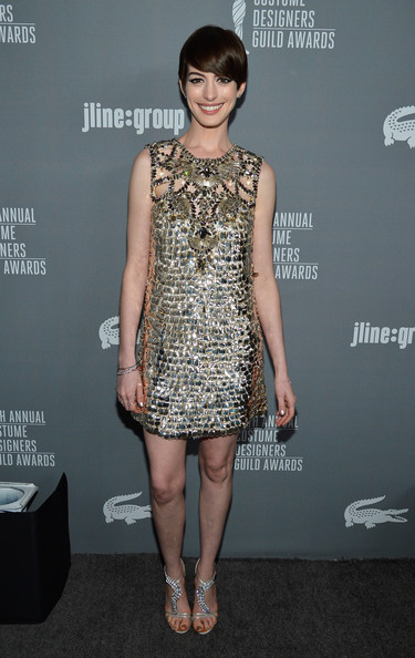 15th Annual Costume Designers Guild Awards With Presenting Sponsor Lacoste - Red Carpet