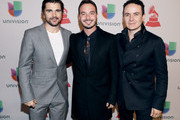 Fonseca and J Balvin Photos - 1 of 3 Photo