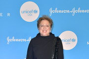 Former CEO and President of UUSA, Caryl M. Stern at the 15th Annual UNICEF Snowflake Ball 2019 at 60 Wall Street Atrium on December 03, 2019 in New York City.