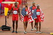 Justin Gatlin and Tyson Gay Photos Photo