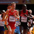 Galen Rupp and Isiah Kiplangat Koech Photos