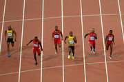 Mike Rodgers and Andre de Grasse Photos Photo