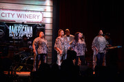 Recording Artists Deborah, Ann, Regina and Alfreda McCrary of The McCrary Sisters perform during the 16th Annual Americana Music Festival and Conference at The City Winery on September 19, 2015 in Nashville, Tennessee.