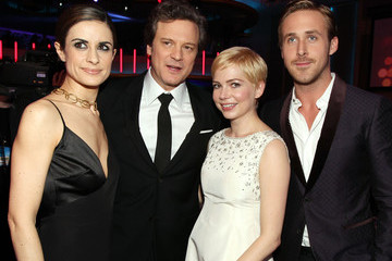 Ryan Gosling Michelle Williams 16th Annual Critics' Choice Movie Awards - Backstage And Audience