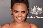 Miranda Tapsell attends the 16th annual G'Day USA Los Angeles Gala at 3LABS on January 26, 2019 in Culver City, California.