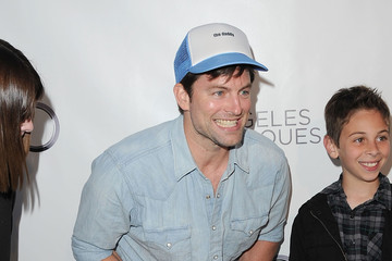 Michael Muhney 16th Annual Los Angeles Antiques Show 2011 - Arrivals