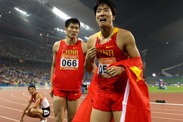 Dongpeng Shi 16th Asian Games - Day 12: Athletics