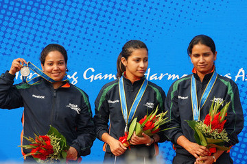 Heena Sidhu 16th Asian Games - Day 2: Shooting