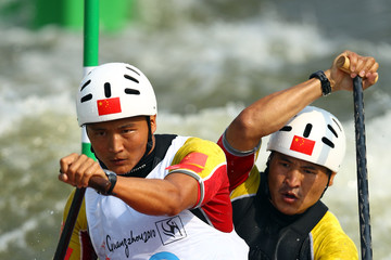 Bao Shan 16th Asian Games - Day 3: Canoe/Kayak Slalom
