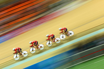 King Lok Cheung 16th Asian Games - Day 4: Cycling - Track