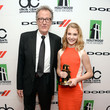 Geoffrey Rush Sophie Nelisse Photos