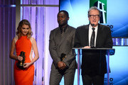 Geoffrey Rush Sophie Nelisse Photos Photo
