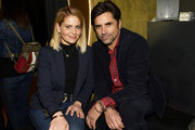 "Candace Cameron-Bure and  John Stamos attend the 18th Annual International Beverly Hills Film Festival Opening Night Gala Premiere of ""Benjamin"" at TCL Chinese 6 Theatres on April 4, 2018 in Hollywood, California."