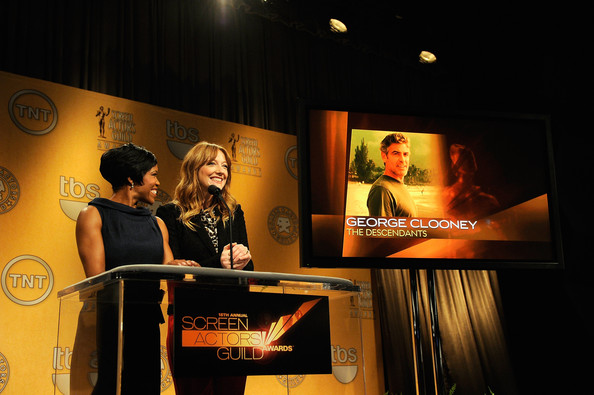 George Clooney, Michelle Williams, Kate Winslet Among 2011 SAG Nominees 18th+Annual+Screen+Actors+Guild+Award+Nominations+tTnxXLfd9Axl