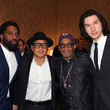 Spike Lee and Adam Driver Photos