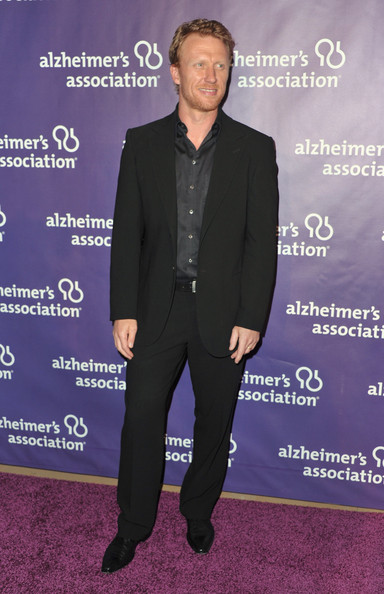 "Actor Kevin McKidd arrives to the 19th Annual ""A Night at Sardi's"" benefitting the Alzheimer's Association on March 16, 2011 in Beverly Hills, California."