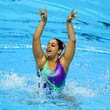 Avani Kardam Dave 19th Commonwealth Games - Day 3: Synchronised Swimming