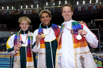 Riaan Schoeman 19th Commonwealth Games - Day 4: Swimming