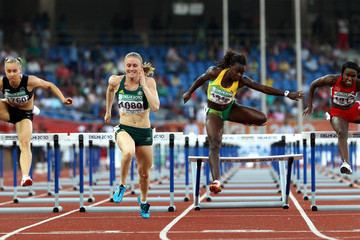 Aleesha Barber 19th Commonwealth Games - Day 8: Athletics