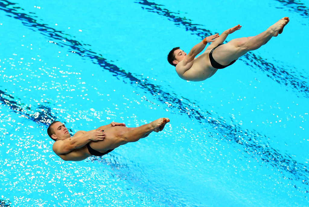 Grant Nel In 19th Commonwealth Games Day 9 Diving Zimbio