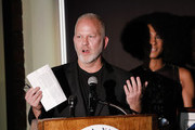 Ryan Murphy speaks at the 1st annual AAFCA TV Honors at California Yacht Club on August 11, 2019 in Marina del Rey, California.