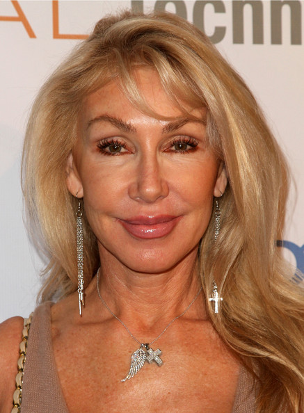 Actress Linda Thompson arrives at the 1st Annual Global Action Awards