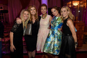 (L-R) Tracie Hamilton of J/P Haitian Relief Organization, actresses Connie Britton, Susan Yeagley, and Kimberly Williams-Paisley, and singer-songwriter Sheryl Crow attend the 1st Annual Nashville Shines for Haiti concert benefiting J/P Haitian Relief Organization - Day 2 hosted by Johnathon Arndt and Newman Arndt on April 27, 2016 in Nashville, Tennessee.