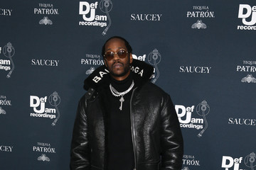 2 Chainz The 2017 Def Jam Holiday Party - Red Carpet