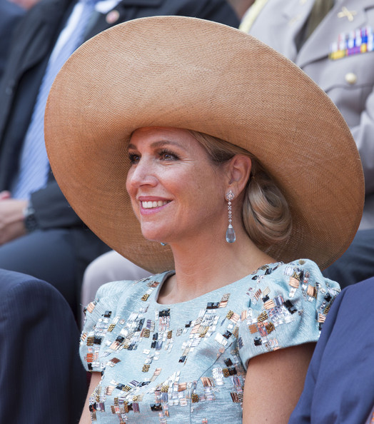 Queen Maxima of The Netherlands attends celebrations marking the 200th anniversary of the kingdom of The Netherlands on August 30, 2014 in Maastricht, The Netherlands.