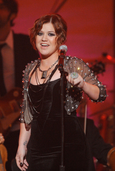 american idol contestants 2009. Kelly+Clarkson in 2009