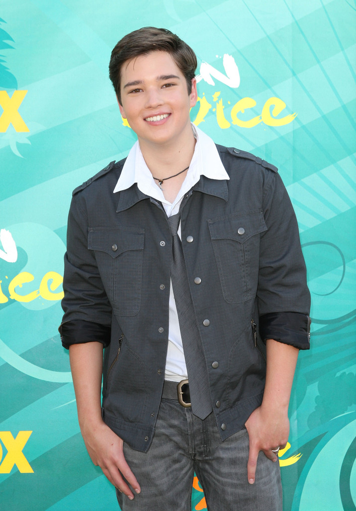 nathan kress zimbio. Black Bedroom Furniture Sets. Home Design Ideas