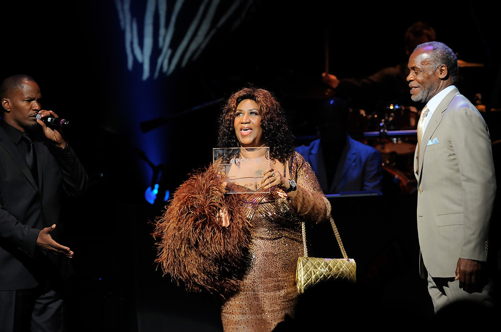 who is aretha franklin dating