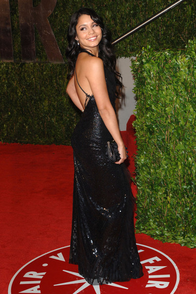Vanessa Hudgens Actress Vanessa Hudgens arrives at the 2010 Vanity Fair