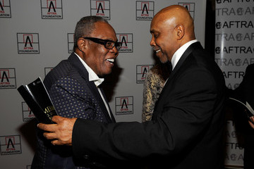 Roscoe Orman 2010 AFTRA AMEE Awards - Show