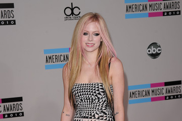 Avril Lavigne's Favorite Red Carpet Moment