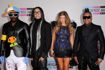 2f381d05847 The Black Eyed Peas (Taboo 2010 American Music Awards - Arrivals