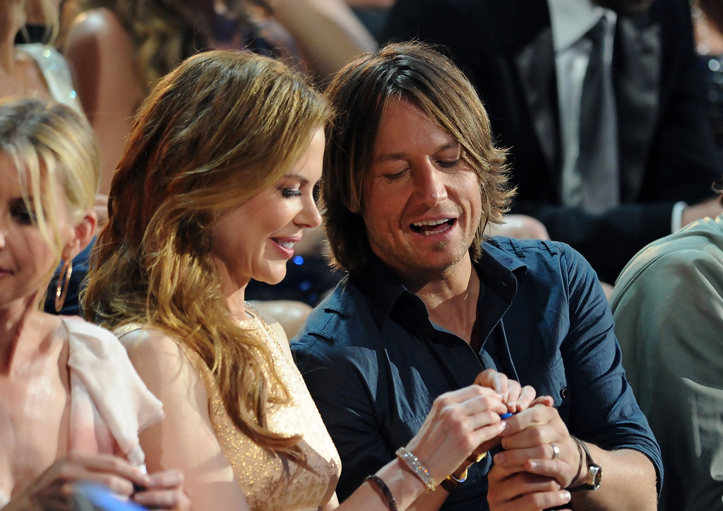 Nicole Kidman Keith Urban Wedding: Nicole Kidman And Keith Urban Celebrate 4 Years Of Wedded