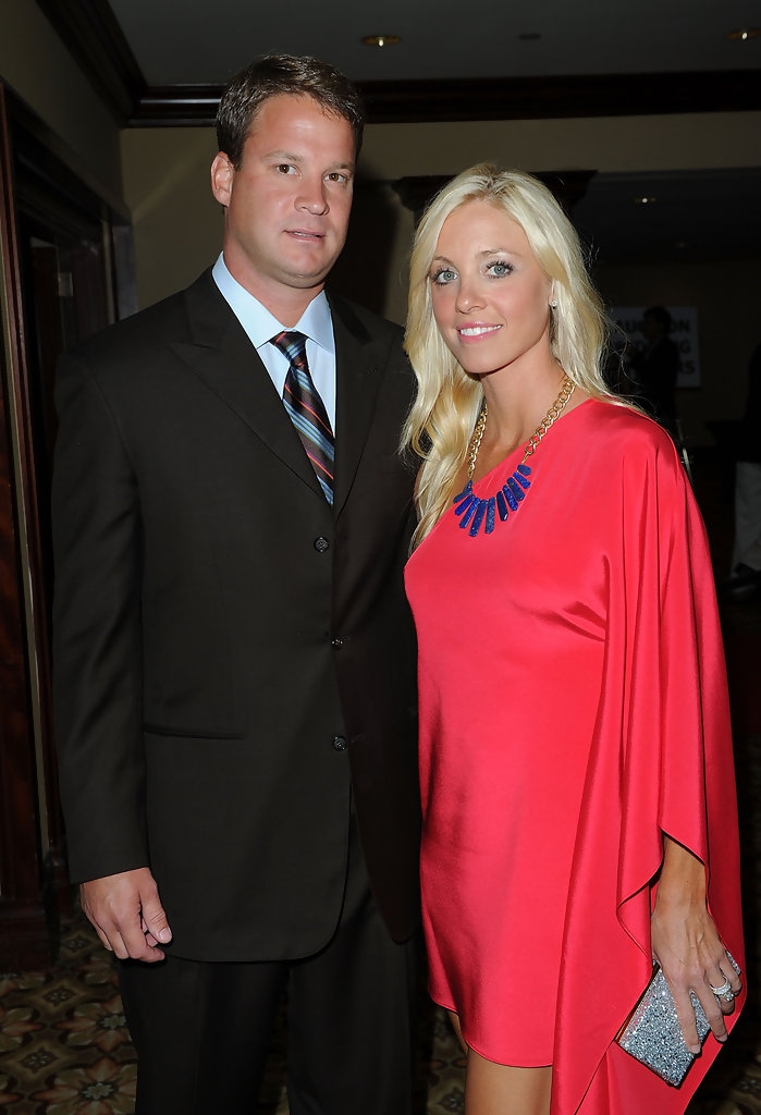 Lane Kiffin and his ex-wife Layla Kiffin