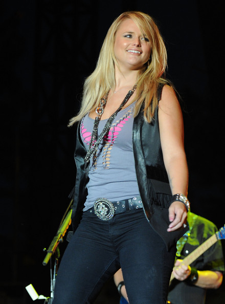 Miranda Lambert In 2010 Country Stampede Day 1 18 Of 28