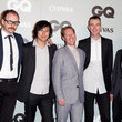 Birds of Tokyo 2010 GQ Men Of The Year Awards - Arrivals