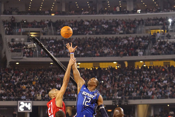 Amare Stoudemire Carmelo Anthony 2010 NBA All Star Game
