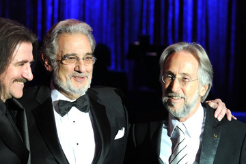 Neil Portnow Luis Cobos 2010 Person Of The Year Honoring Placido Domingo - Backstage and Audience