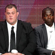Reno Wilson and Billy Gardell