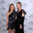 Uma Thurman and Cristina Greeven Cuomo Photos